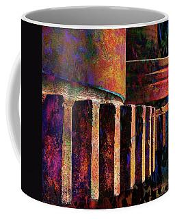 Fiery Glow Coffee Mug