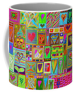 find U'r Love found    v15 Coffee Mug