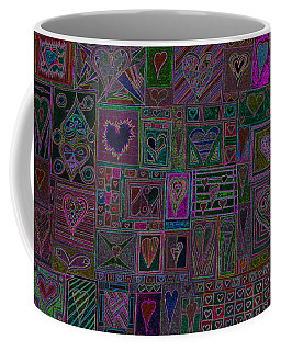 find U'r Love found    v17 Coffee Mug