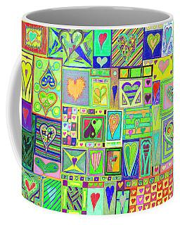 find U'r Love found    v18 Coffee Mug