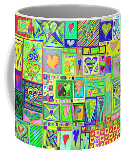 find U'r Love found    v18 Coffee Mug
