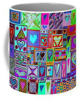 find U'r love found v1 Coffee Mug