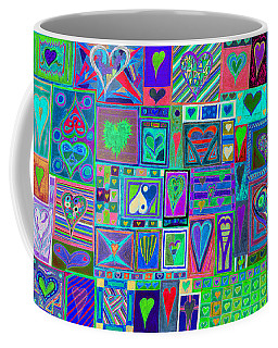find U'r Love found    v13 Coffee Mug