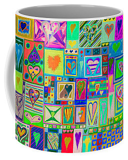 find U'r Love found    v14 Coffee Mug