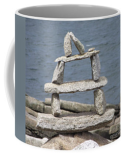 Finding Balance Coffee Mug