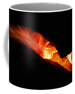 Fire Eyes Coffee Mug