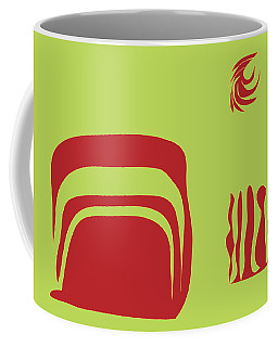 Fire Spirit Cave Coffee Mug