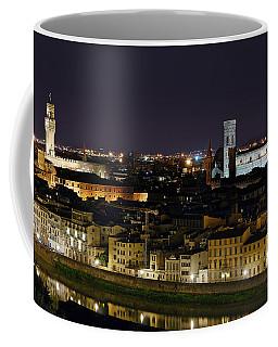 Firenze Skyline Coffee Mug