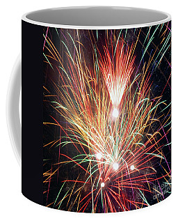 Fireworks One Coffee Mug