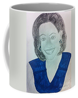 First Lady Michelle Obama Coffee Mug