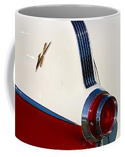 First Pontiac V8 1955 Coffee Mug