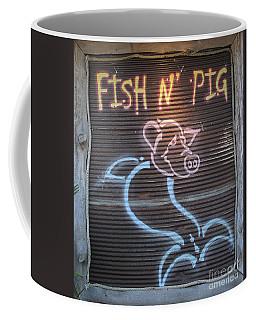 Fish N' Pig Coffee Mug