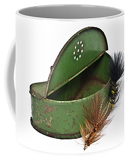 Fishing Lures Coffee Mug