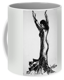 Flamenco Sketch 3 Coffee Mug