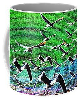 Flight Into Oblivion Coffee Mug