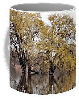 Flooded Trees Coffee Mug