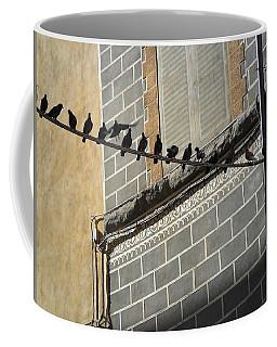 Florentine Pigeons Coffee Mug