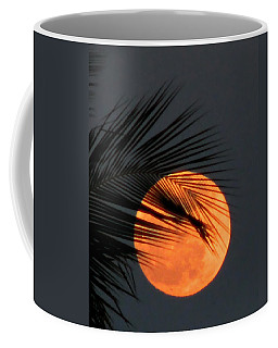 Florida Moonrise Coffee Mug