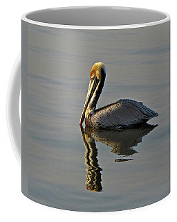 Florida Pelican Coffee Mug