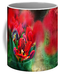Coffee Mug featuring the photograph Flowers by Ariadna De Raadt