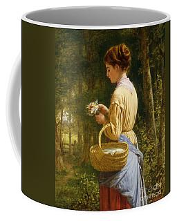 Flowers From The Woods Coffee Mug