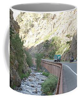 Fly Fishing In Colorado Coffee Mug by Randy J Heath