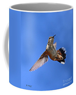 Flying Backwards - No Problem Coffee Mug