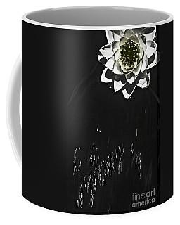 Flying Water Lily Coffee Mug