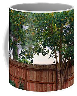 Fog In Olympia II Coffee Mug by Jeanette C Landstrom
