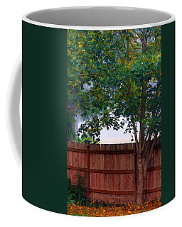 Fog In Olympia Coffee Mug by Jeanette C Landstrom