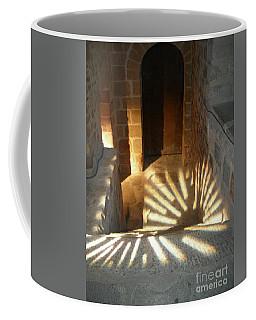 Follow The Light-stairs Coffee Mug