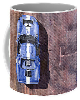 Ford Gt40 Leman Classic Coffee Mug