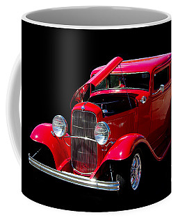 Ford Vicky 1932 Coffee Mug by Vicki Pelham