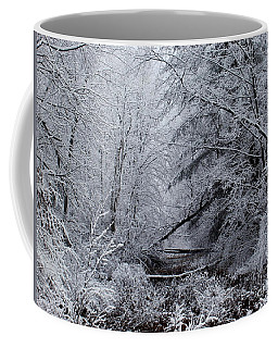 Forest Lace Coffee Mug