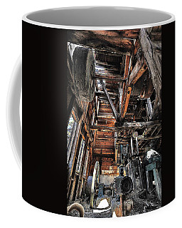 Forgotten Mill Coffee Mug