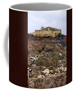 Fort National In Saint Malo Brittany France Coffee Mug