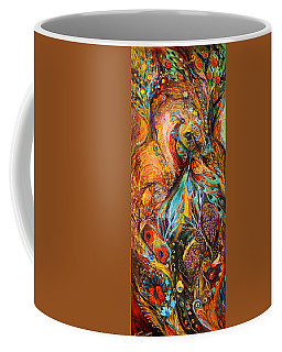 Four Elements Earth Part 3 From 4 Coffee Mug