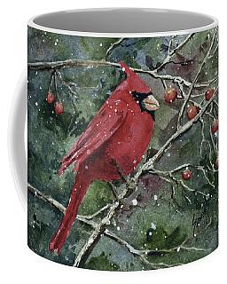 Franci's Cardinal Coffee Mug