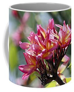 Frangipani Delight Coffee Mug