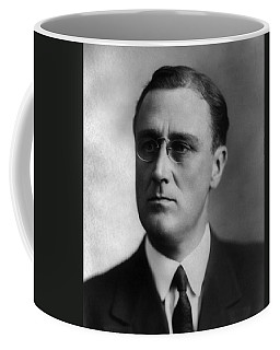 Coffee Mug featuring the photograph Franklin Delano Roosevelt by International  Images