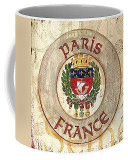 French Coat Of Arms Coffee Mug