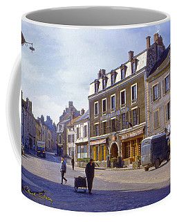 French Village Coffee Mug
