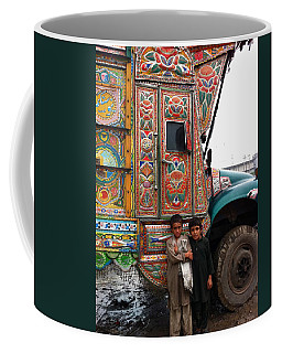 Friends - Take Me For A Ride In Your Jingly Truck Coffee Mug