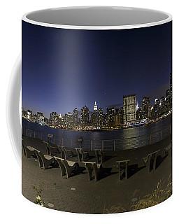 From Gantry At Night Coffee Mug