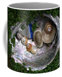 From The Beach Coffee Mug