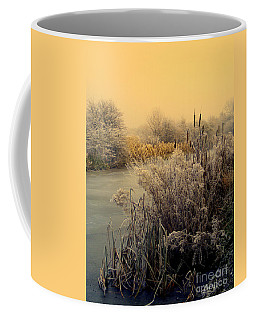 Frost Coffee Mug by Linsey Williams