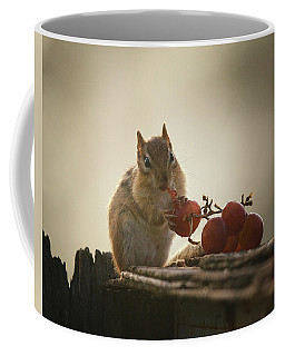 Fruit Of The Vine Coffee Mug by Susan Capuano
