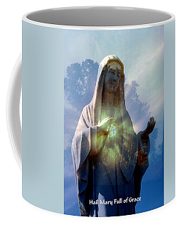 Full Of Grace Coffee Mug