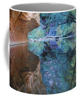Fully Reflected Coffee Mug