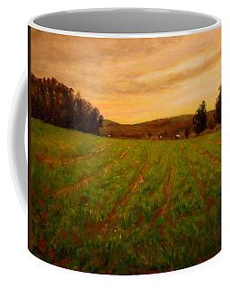 Furrowed Field Coffee Mug